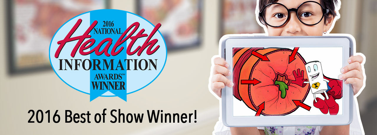 Award Winning Health Education