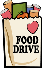 Annual Canyon Food Drive