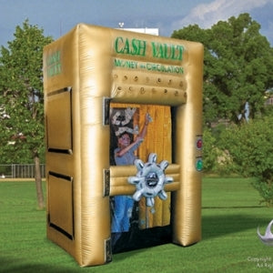 Inflatable Cash Vault NEW!