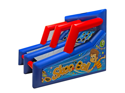 Inflatable Skeeball NEW!