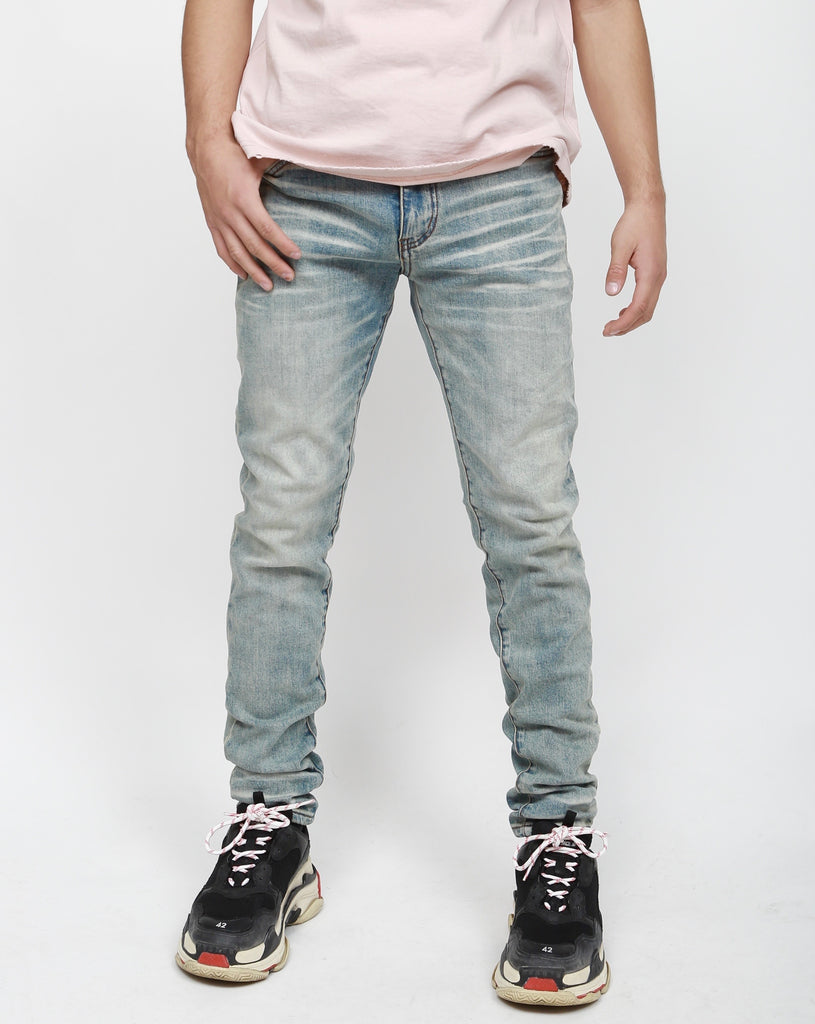 Nokwal Light Blue Skinny Denim