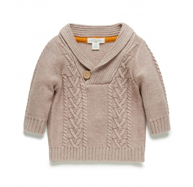 Pure Baby Prarie Cable Jumper