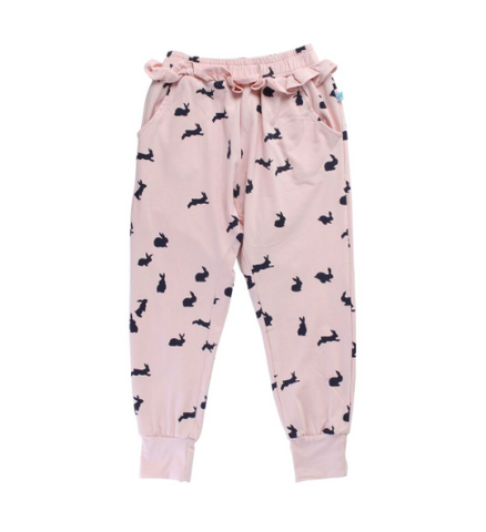 Alex & Ant Loose Pant/Pink Rabbit