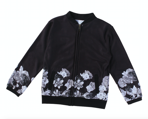 Alex & Ant Floral Boarder Jacket