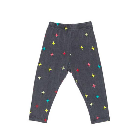 Zuttion Shining Star Baby Legging - Charcoal