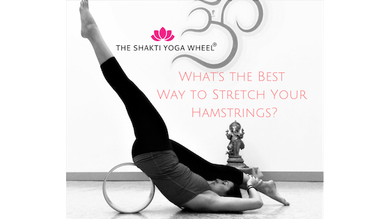 What's the Best Way to Stretch Your Hamstrings With a Yoga Wheel?