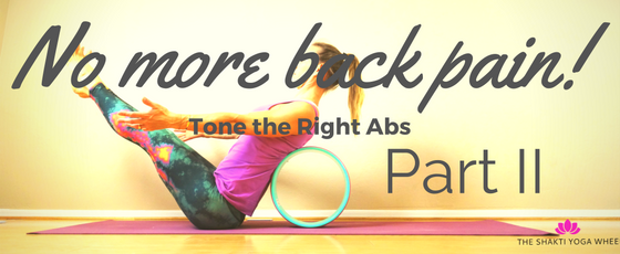 No more back pain - PART II