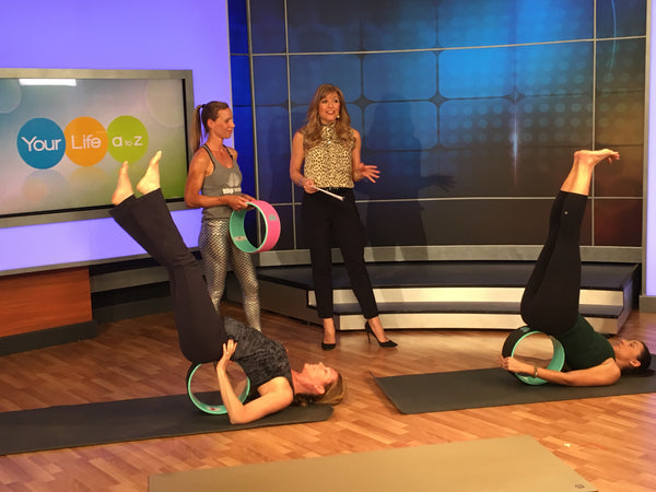 SHAKTI YOGA WHEEL A to Z Channel 3 Arizona TV