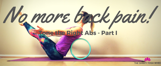 No more back pain! Tone the right abs - Part 1