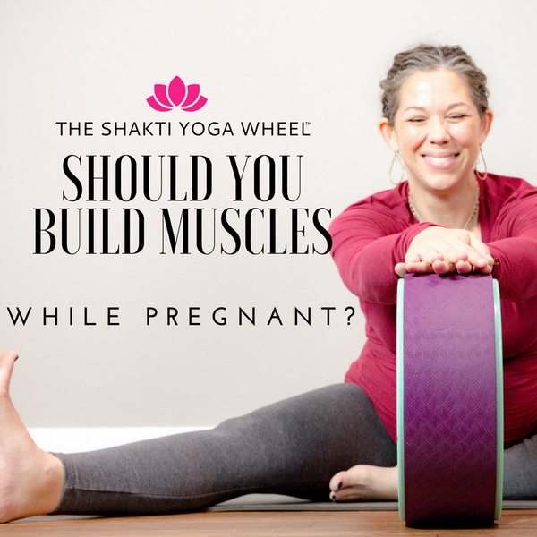 Should You Try To Build Muscle While Pregnant?