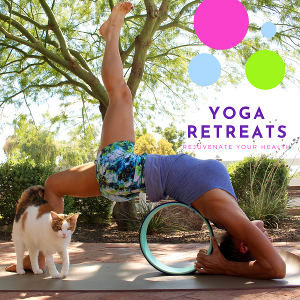 How yoga retreats rejuvenate your mind