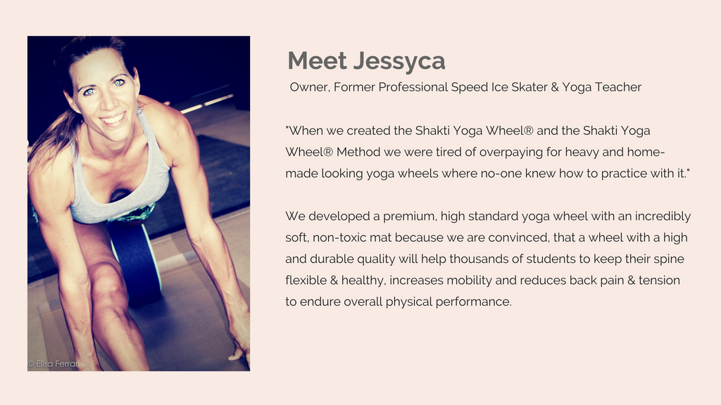The Shakti Yoga Wheel®- Meet Jessyca
