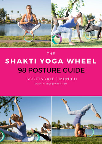 The Shakti Yoga Wheel®- 98 Posture Guide