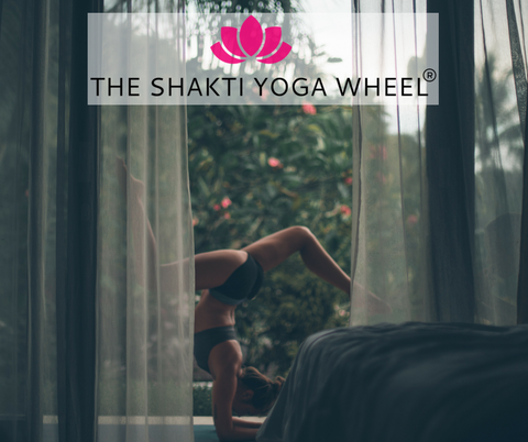 The Shakti Yoga Wheel - How to Set Up A Home Studio?