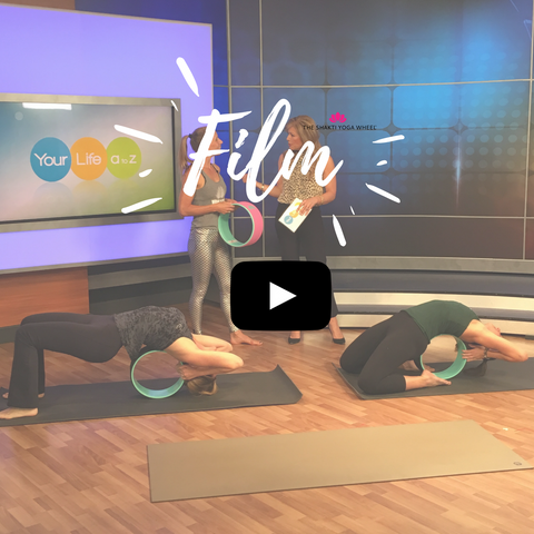The Shakti Yoga Wheel - Arizona TV Channel 3