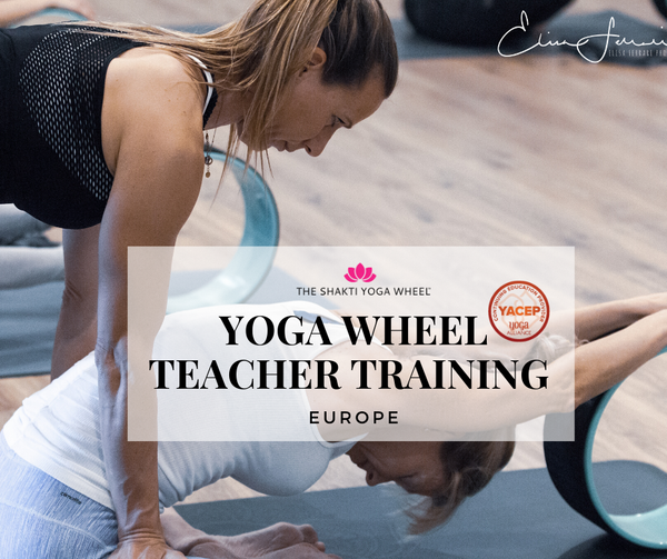 Shakti Yoga Wheel® Intensive Teacher Training - EUROPE