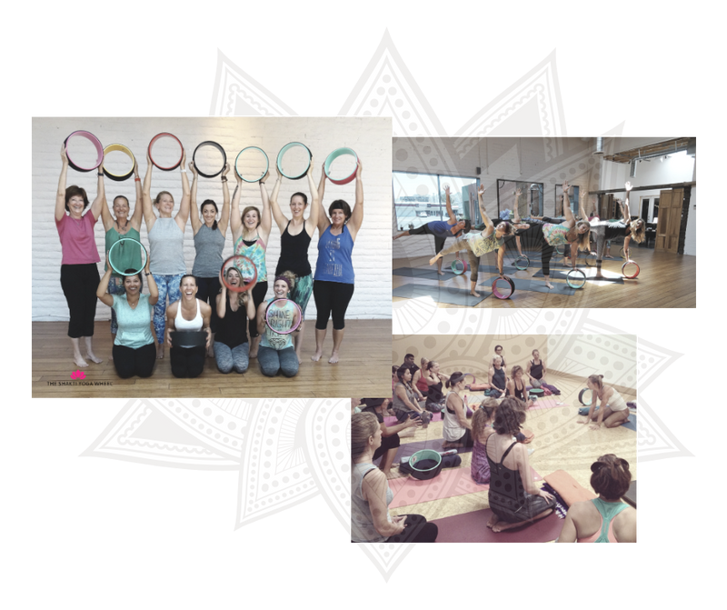 SHAKTI YOGA WHEEL® ONLINE TEACHER TRAINING