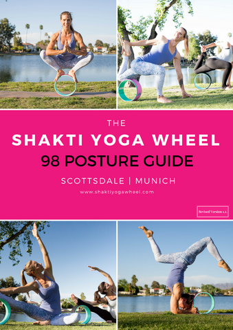 The Shakti Yoga Wheel - 98 Posture Guide (e-book)