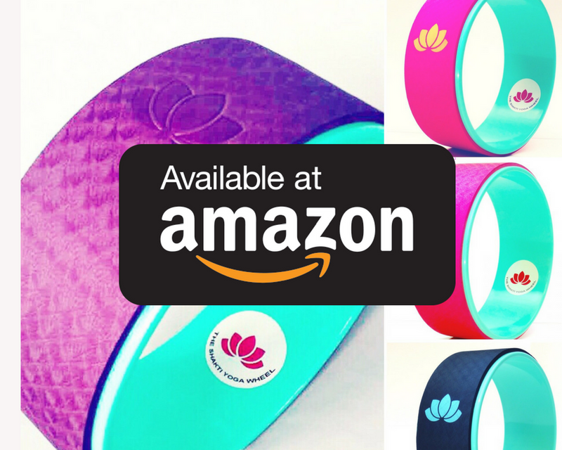 Yoga wheel amazon