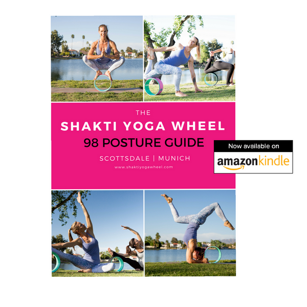 The Shakti Yoga Wheel® - 98 Posture Guide (e-book)