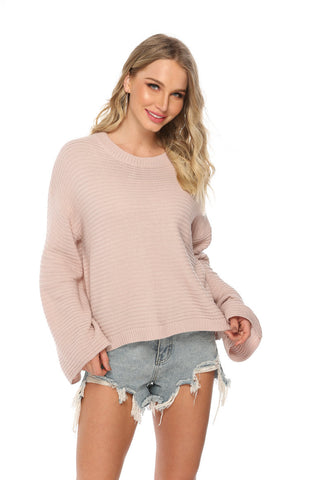 Roxsta Blush Knit Jumper