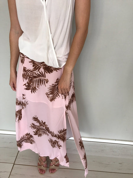 Default Type - Palm Springs Maxi Skirt