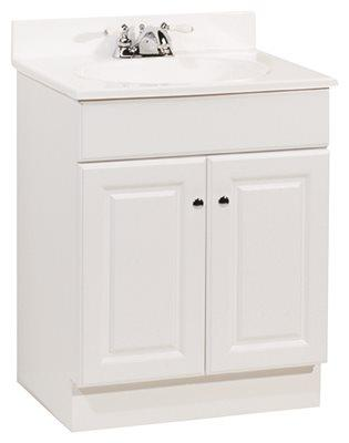 RSI HOME PRODUCTS RICHMOND BATHROOM VANITY CABINET WITH TOP