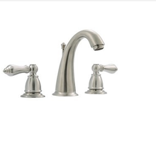 Buy Cadell Brushed Nickel Widespread Lavatory Faucet - Zen Tap Sinks