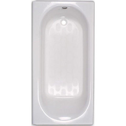 american standard princeton americast bath tub right hand white zen tap - American Standard Tubs