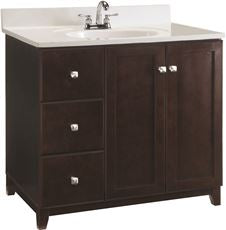 DESIGN HOUSE® SHOREWOOD VANITY