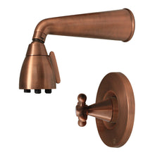 Whitehaus 614.848SH Wall Mounted Blairhaus Bathroom Shower Head & Valve