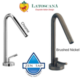 LaToscana Morellino Single Lever Handle Lavatory Faucet with Rotating Spout