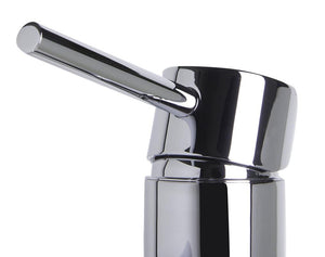 Buy Alfi Brand AB1023 Single Lever Tall Round Bathroom Faucet Polished/Brushed