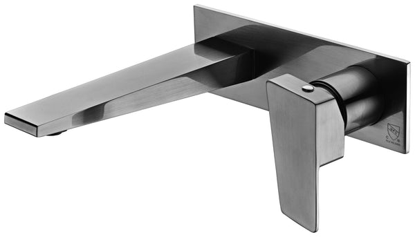 ALFI brand AB1472 Wall Mounted Bathroom Faucet