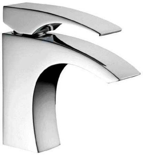 Buy Alfi Brand AB1586 Single Lever Modern Bathroom Faucet Polished or Brushed - Zen Tap Sinks - 1