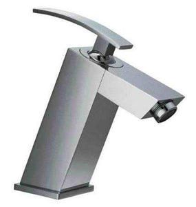 Buy Alfi Brand AB1628 Single Lever Slanted Bathroom Faucet Polished or Brushed - Zen Tap Sinks - 1