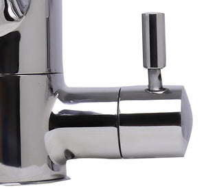 Alfi Brand AB2040 Solid Stainless Steel Kitchen Faucet & Water Dispenser