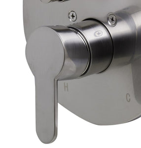 Alfi Brand AB3101 Single Lever Bath Shower Valve Diverter Polished/Brushed