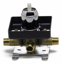Alfi Brand AB5501 Shower Valve with Lever Handle & Flange Polished/Brushed