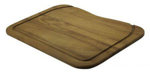 Alfi Brand AB80WCB Rectangular Wood Cutting Board with Hole for AB3520DI - Zen Tap Sinks
