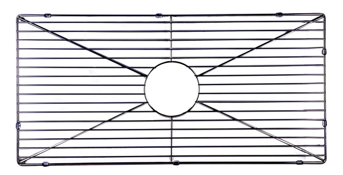ALFI brand ABGR3318 Stainless Steel Kitchen Sink Grid For AB3318SB