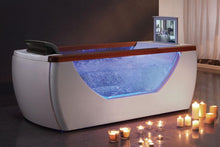 Buy EAGO AM195 6' Right Drain Rectangular Free Standing Air Bath Tub with TV Screen - Zen Tap Sinks - 2