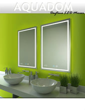 Daytona LED Mirror with Touch Control