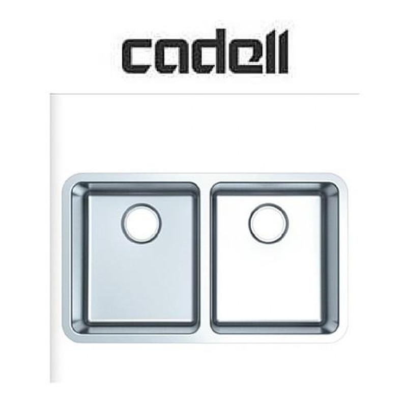 Cadell Bowl Stainless Steel Kitchen Sink