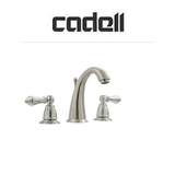 Buy Cadell Brushed Nickel Widespread Lavatory Faucet