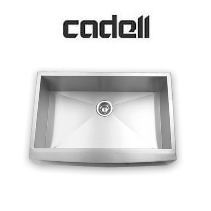 Cadell Apron Single Bowl Sink