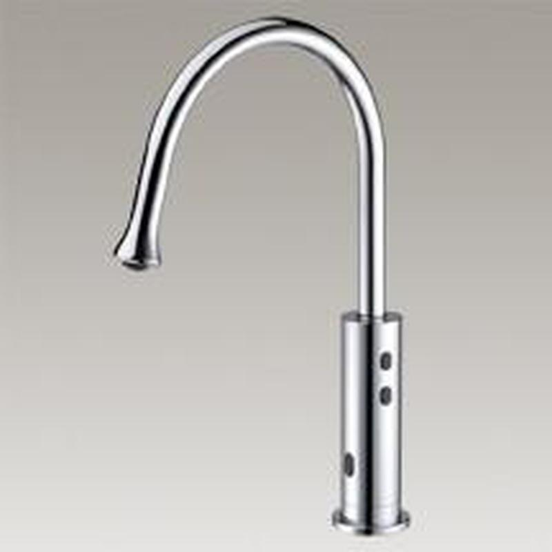 Buy Cinaton 2101 Touch Free 5 Sensor Swivel Faucet - Zen Tap Sinks - 1