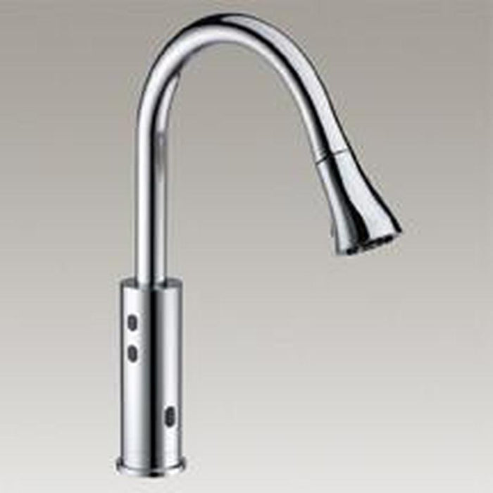 Buy Cinaton 2201 Touch Free 5 Sensor Pull-down Faucet - Zen Tap Sinks - 1