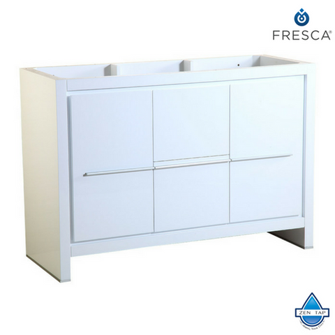 "Fresca Allier 48"" Modern Bathroom Cabinet"