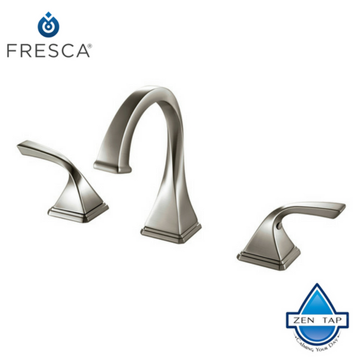 Fresca Sevena Widespread Mount Bathrooom Vanity Faucet